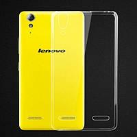 Силиконовый ультратонкий чехол Lenovo A2010, R882