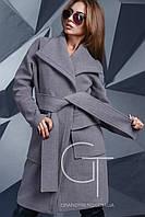 Женское пальто из кашемира PL-8668