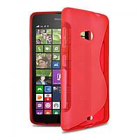 Силиконовый чехол Microsoft Nokia Lumia 535, QN61