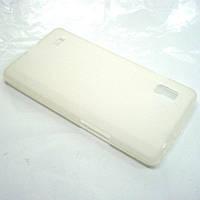 Силиконовый чехол для LG Optimus L9, L131