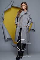 Женское шерстяное пальто PL-8669