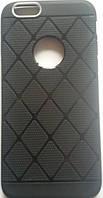 Интересный силикон чехол iPhone 6, qU46