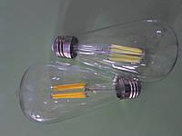 Светодиодные лампы ST64, Е27, груша 8вт, 850lm