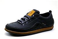 Туфли Columbia Techlite, мужские, спортивные, натуральная кожа, черные, р. 40 42, фото 1