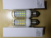 Светодиодные лампы E27, 56 SMD 5730 кукуруза