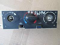 Панель блок управления печкой Nissan Almera N15