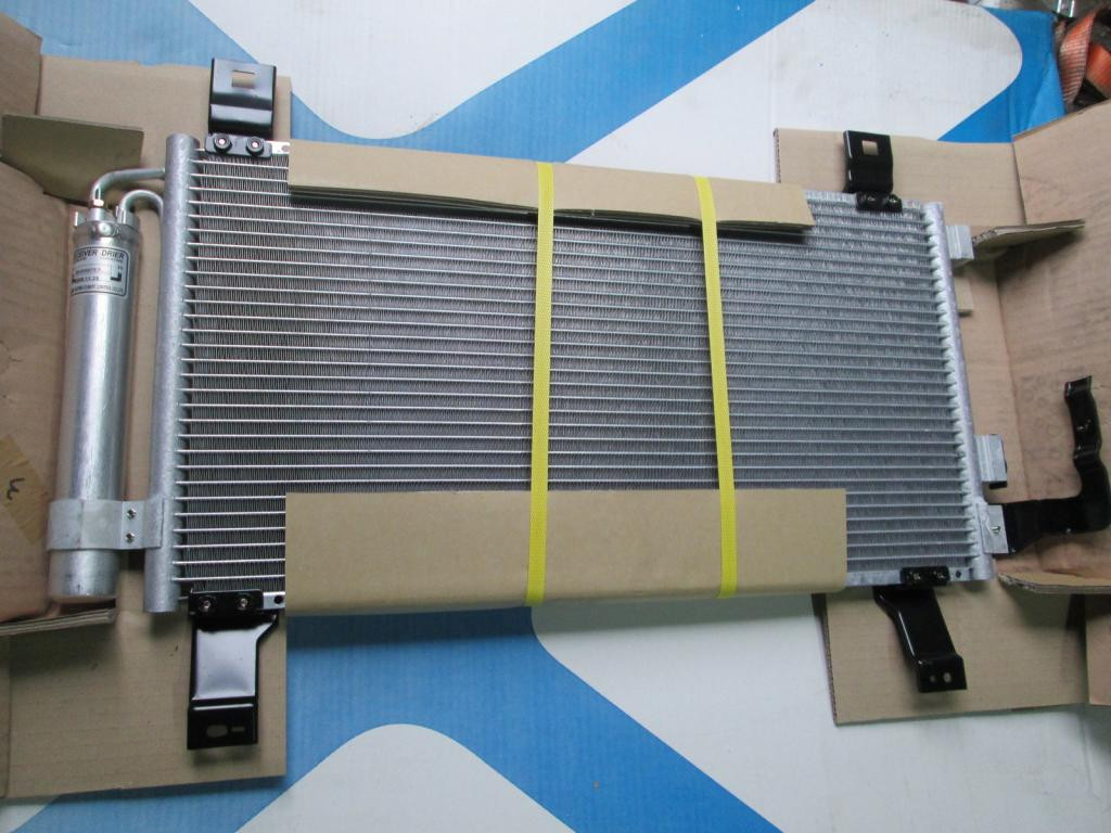Радиатор кондиционера Mazda 6 02-07 GG GY 1.8 2.0