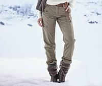 Брючки - карго, комфортные штаны, размер : S.