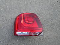 Фонарь задний левый VW Polo HB 5D 09-15 6R0945095
