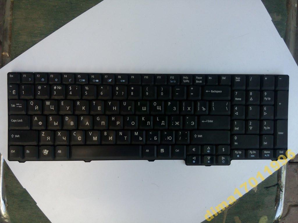 Клавиатура Acer Aspire 9410Z