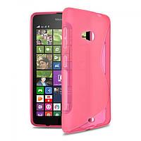 Силиконовый чехол Microsoft Nokia Lumia 535, N61