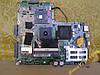 Материнская плата + процессор ноутбука OK M46