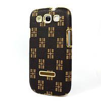 Luxury чехол Samsung Galaxy S3 i9300, QG294