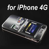 Пластиковый чехол для Iphone 4 4s, A105.