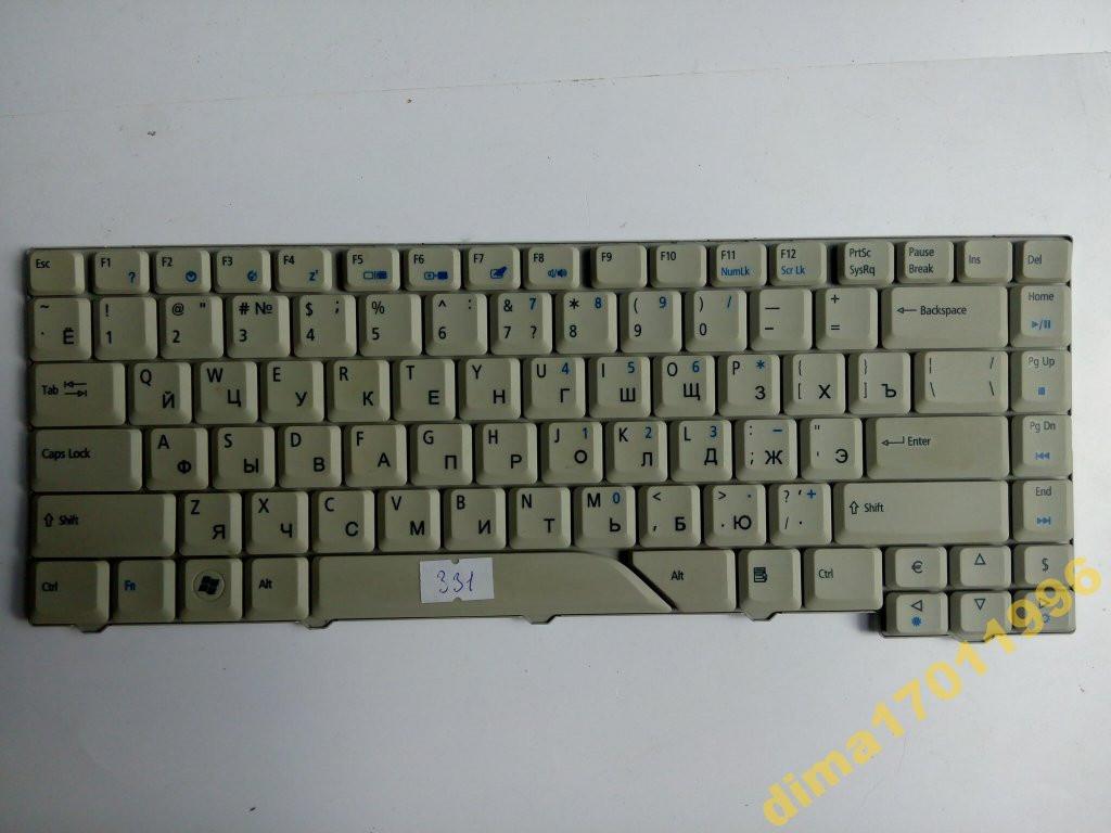 Клавиатура Acer Aspire 5710Z