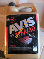 Масло АВИС 10W-40 полусинтетика 4L