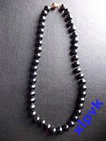 Ожерелье Черный Bronze Натуральный Жемчуг 10 мм-14k-Австралия - Эксклюзив