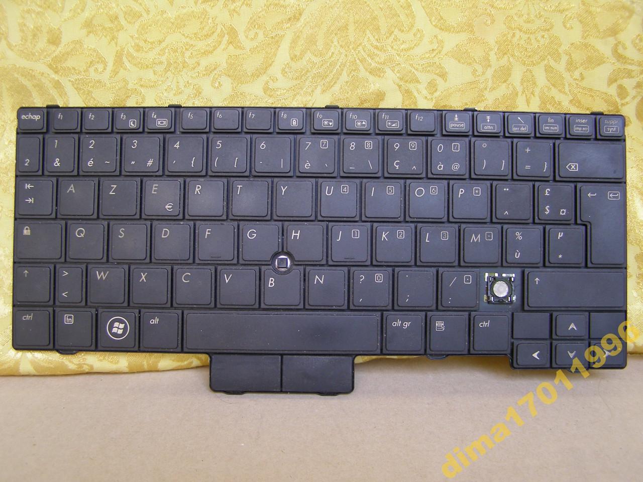 Клавиатура HP EliteBook 2540P