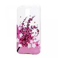 Пластиковый чехол Samsung Galaxy S5 mini G800, E2