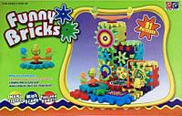 Детский развивающий конструктор Funny Bricks Фанни Брикс
