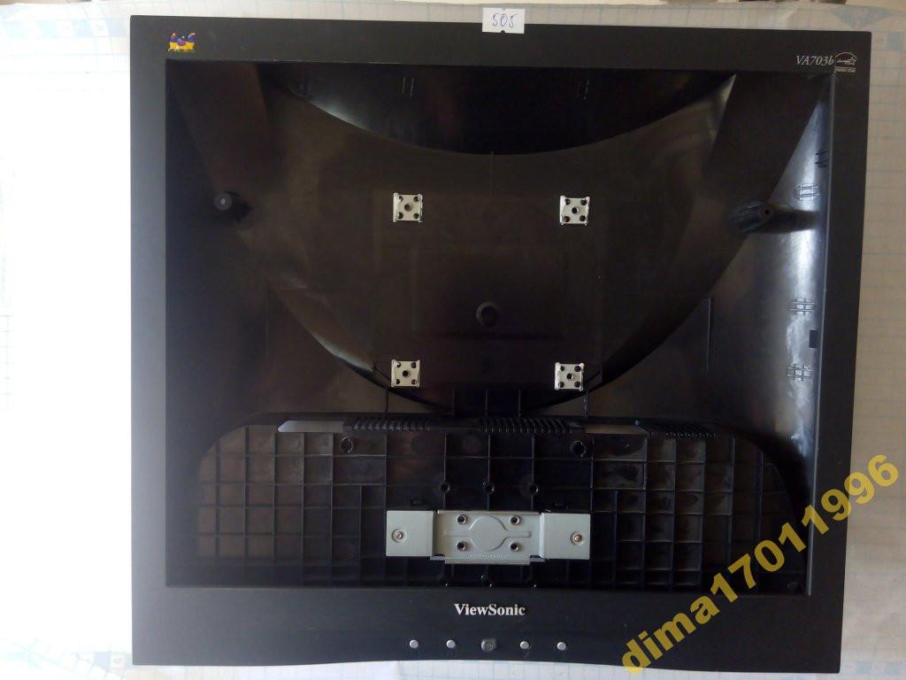 """Корпус монитора 17"""" ViewSonic VA703B"""