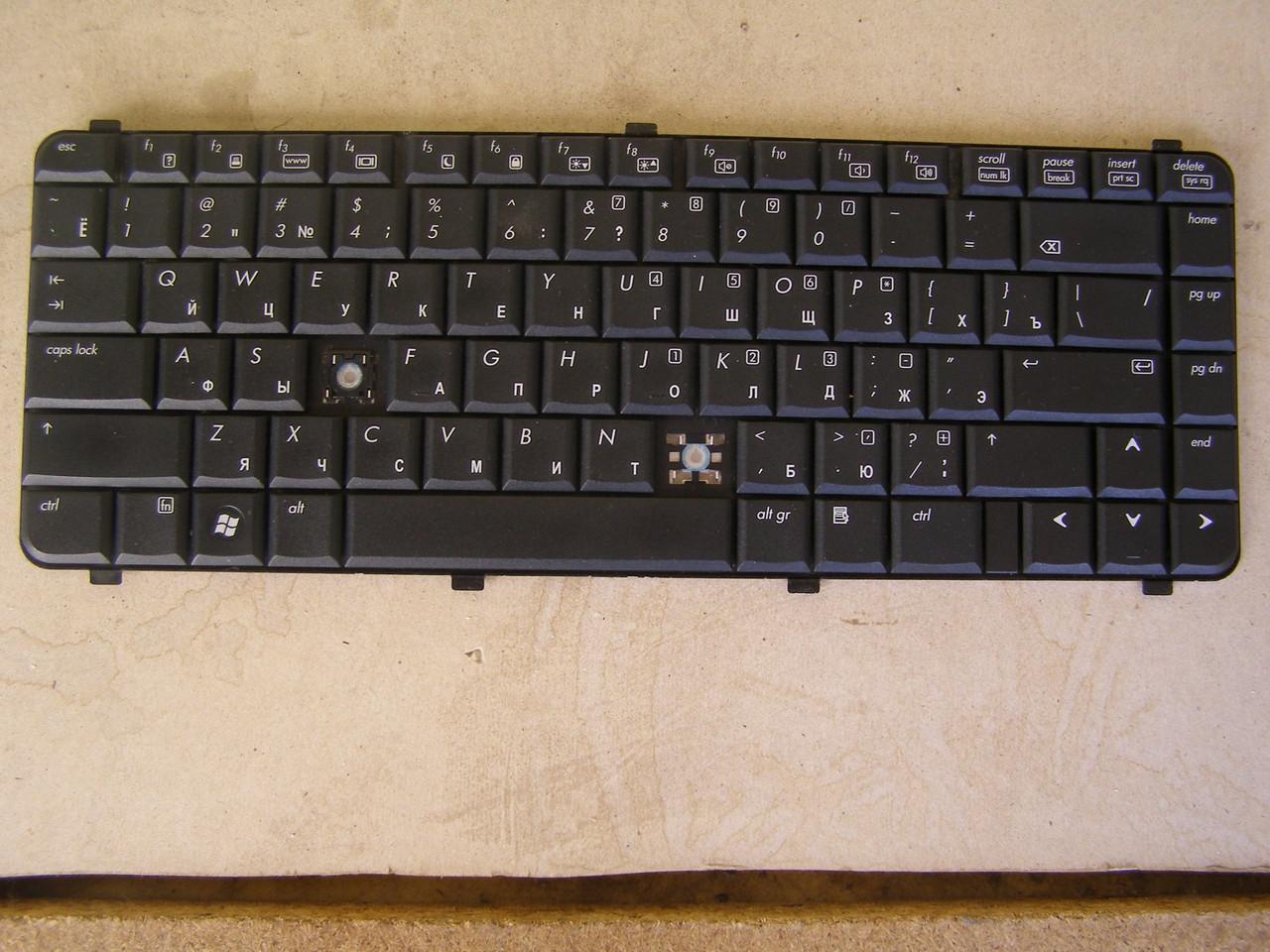 Клавиатура hp compaq 615