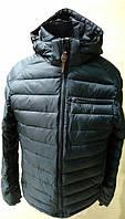 Зимняя мужская куртка Tiger Force 1554-32 черная оригинал