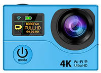 Action Cam Eken H3 Ultra HD с креплениями