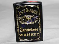 Зажигалка Газовая Jack Daniels T Черный