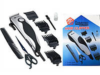 Машинка для стрижки волос DOMOTEC Комплект