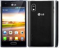 Матовая пленка для LG Optimus L5 E610, F232 3шт