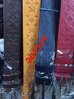 Ремень натуральная кожа Louis Vuitton. 1340