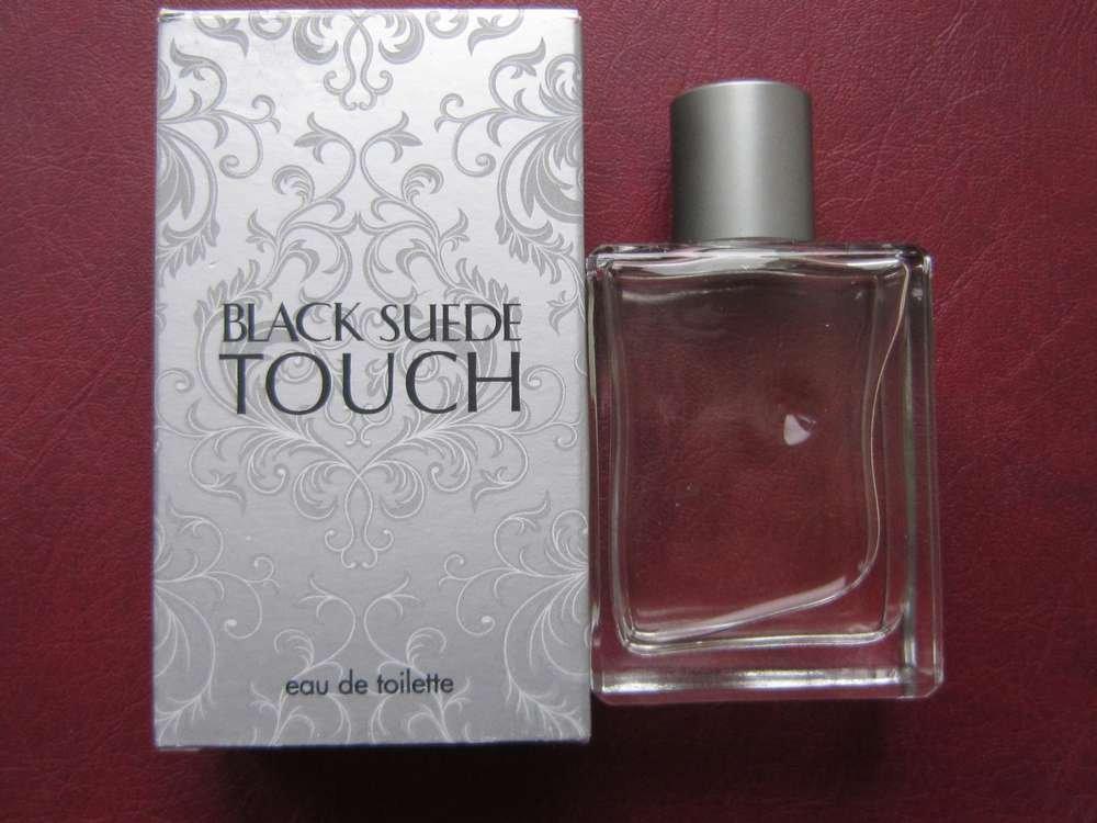 Туалетная вода AVON Black Suede Touch   Распродажа