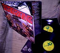SCORPIONS  WORLD WIDE LIVE '85  Harvest GEMA  VG++