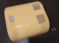 УФ лампа для сушки геля, гель-лака Professional Nail-230 на 36 Вт, лимонная