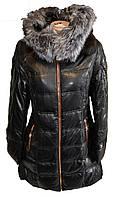 Куртка женская зима мех натуральный