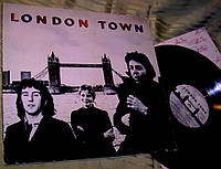 WINGS  London...'78   EMI  MPL GEMA   EX+++ / ~ NM