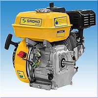 Двигатель бензиновый Sadko GE-210 (7,0 л.с.фильтр в масл. ване)