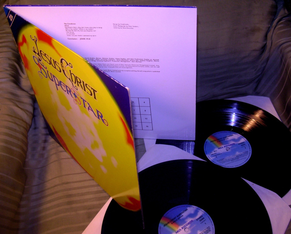 Jesus Christ Superstar  2LP  MCA GEMA  ~NM/~NM/~NM