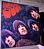 THE BEATLES  RUBBER..'65  PARLOP. Holl... mono  EX