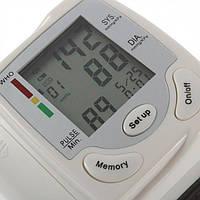 Тонометр электронный измеритель давления цифровой