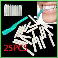 Отбеливание зубов. Пилинг + 25 ластиков