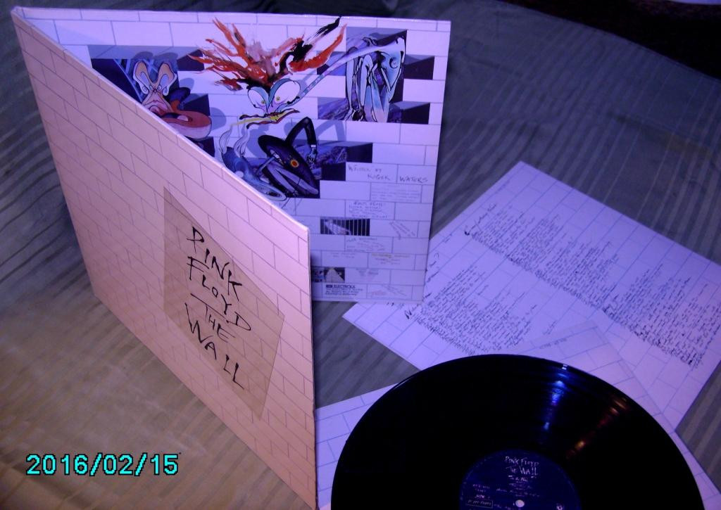 Pink Floyd  The Wall..'79  2LP  EMI Electrola GEMA