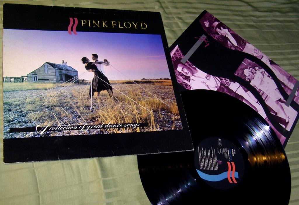 PINK FLOYD  A collection of great dance songs 1981