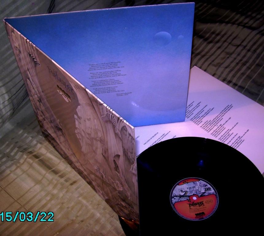 YES  Relayer  1974   Atlantic  GEMA     M / M