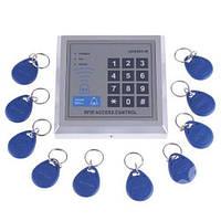 Домофон бесконтактный Вызывная панель + 10 RFID