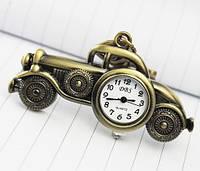 Брелок - Кулон - Часы. АВТОМОБИЛЬ + цепь
