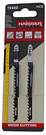 Пильные полотна для лобзика Haisser T 244 D 75 мм 2 шт (BP34806)