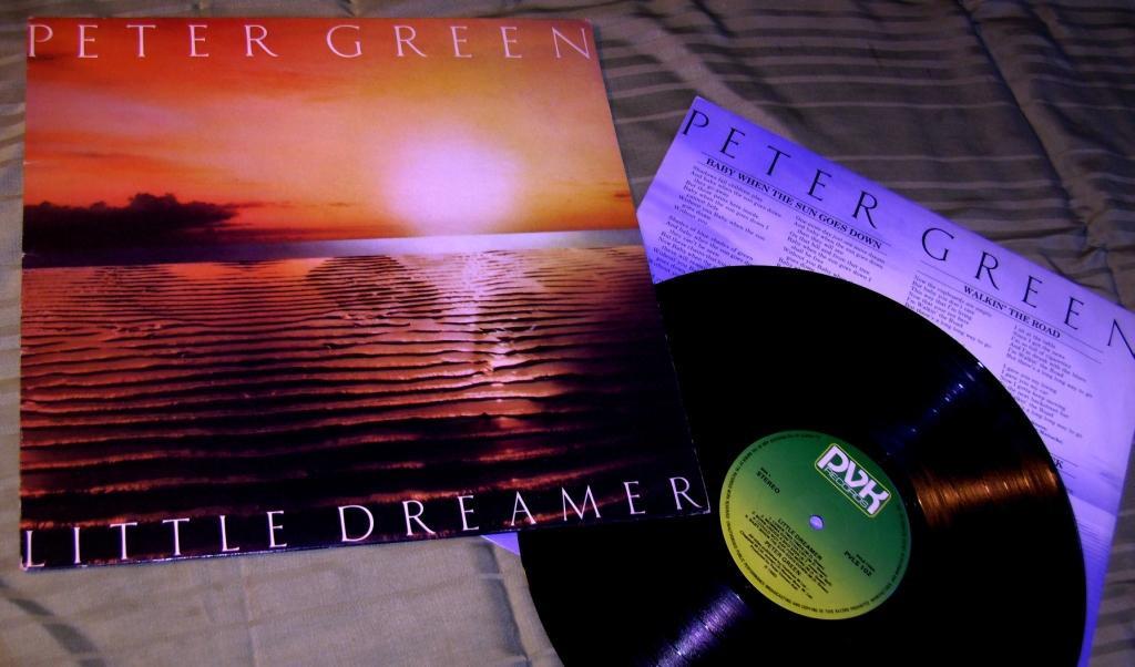 Peter Green  LITTLE DREAMER '80  PVK UK  ~NM /EX++