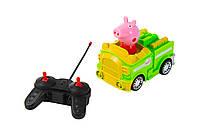 Свинка Пеппа на машыне с радиоуправлением (Peppa Pig)